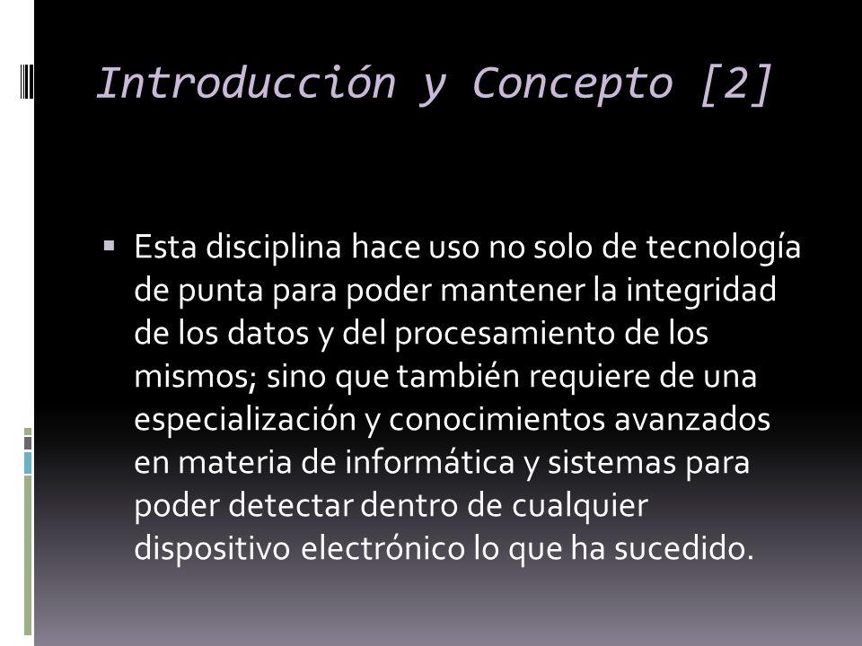 Introducción y Concepto [2]